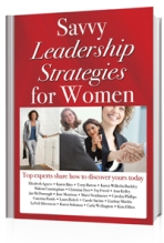 Savvy Leadership Strategies for Women